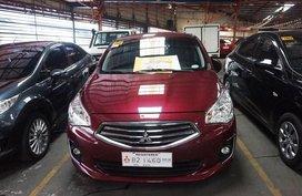 Selling Mitsubishi Mirage 2017 Hatchback in Manila