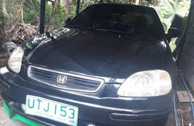 Sell 2nd Hand 1997 Honda Civic Automatic Gasoline in Candelaria