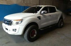 2nd Hand Ford Ranger 2014 for sale in Makati