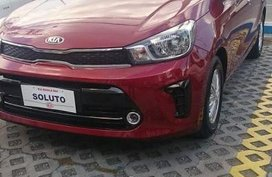 Selling New Kia Soluto 2019 Automatic Gasoline in Pasay