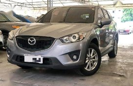 Sell 2nd Hand 2014 Mazda Cx-5 Automatic Gasoline in Pasig