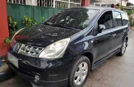 Sell 2nd Hand 2011 Nissan Grand Livina Automatic Diesel at 70000 km in Meycauayan