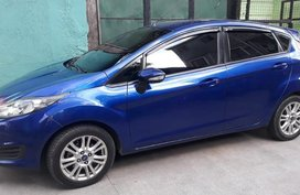 Selling Ford Fiesta 2014 Manual Gasoline in Quezon City