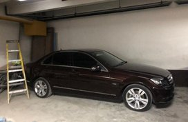 Selling 2nd Hand Mercedes-Benz C200 2012 Automatic Gasoline at 30000 km in San Juan