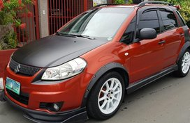 Selling 2nd Hand Suzuki Sx4 2011 Automatic Gasoline in Parañaque