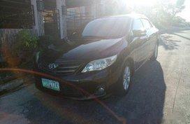 Sell Black 2011 Toyota Corolla Altis in Manila