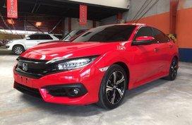Honda Civic 2016 Automatic Gasoline for sale in Quezon City