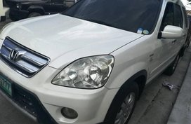 Sell 2nd Hand 2006 Honda Cr-V Automatic Gasoline in Quezon City