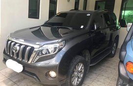 Selling Toyota Land Cruiser Prado 2015 Automatic Diesel in Quezon City