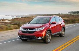 137,000 units of Honda CR-V 2019 will be recalled globally!