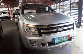 Silver Ford Ranger 2014 Truck for sale in Manila