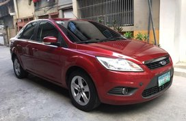 Sell 2nd Hand 2012 Ford Focus Manual Gasoline at 70000 km in Manila