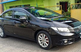 2nd Hand Honda Civic 2012 at 90000 km for sale