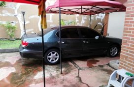 Selling 2nd Hand Nissan Cefiro 2002 in Quezon City