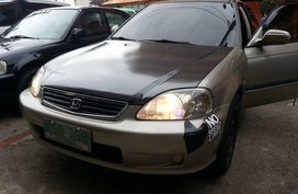 Selling Used Honda Civic 2000 at 130000 km in Baguio