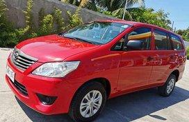 Selling 2nd Hand Toyota Innova 2015 Diesel at 44000 km