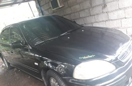 Selling Black Honda Civic 1997 Automatic