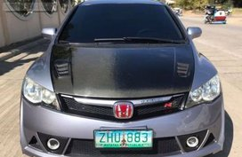 Honda Civic 2007 Automatic Gasoline at 75000 km for sale