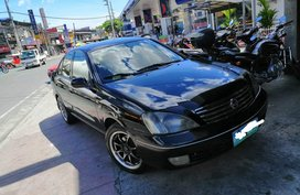 Selling 2nd Hand Nissan Sentra 2005 Black Automatic
