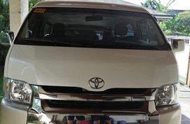 2nd Hand 2018 Toyota Hiace Manual Diesel for sale in Antipolo