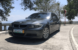 Selling Bmw 320I 2005 Automatic Gasoline