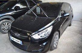 Black Hyundai Accent 2016 for sale in Makati