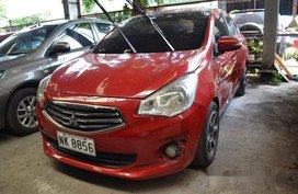 Sell Red 2015 Mitsubishi Mirage G4 in Makati
