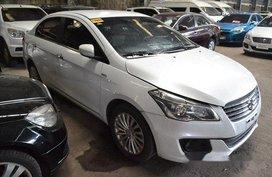 White Suzuki Ciaz 2016 Automatic Gasoline for sale in Makati