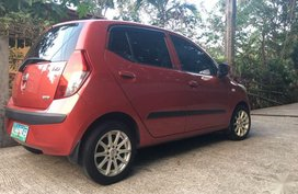 Selling 2nd Hand Hyundai I10 2010 in Pasig