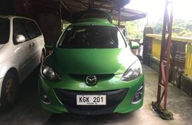 Selling 2nd Hand Mazda 2 2011 Automatic Gasoline at 110000 km in Tarlac City