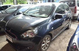 Sell 2015 Mitsubishi Mirage Manual Gasoline at 38000 km in Makati