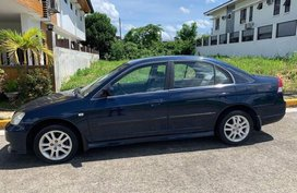 Selling Used Honda Civic 2004 Automatic Gasoline in Quezon City