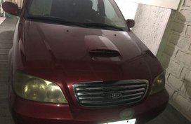2nd Hand Kia Sedona 2000 Manual Diesel for sale in Quezon City