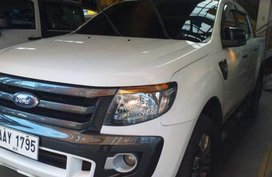 2014 Ford Ranger for sale in Quezon City