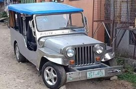 2nd Hand Mitsubishi Jeep 1922 Manual Diesel for sale in Dasmariñas