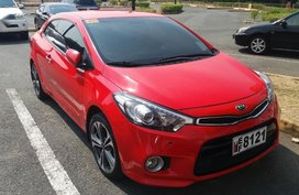 Selling 2nd Hand Kia Forte 2016 Automatic Gasoline in Manila