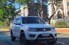 Suzuki Vitara 2015 Automatic Gasoline for sale in Quezon City