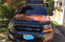 Sell Used 2017 Ford Ranger at 20000 km in Tagaytay