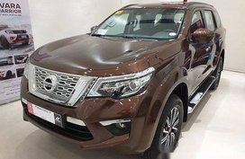Brown Nissan Terra 2019 for sale in Manila