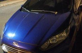 Selling Ford Fiesta 2014 Hatchback Automatic Gasoline in San Juan