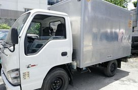 Selling Isuzu Nhr Van Manual Diesel in Quezon City