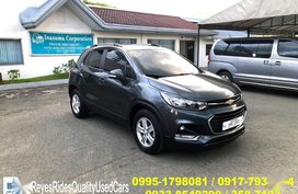 Chevrolet Trax 2018 Automatic Gasoline for sale in Cainta