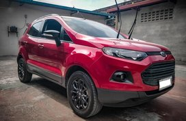 Sell Red 2016 Ford Ecosport in Parañaque