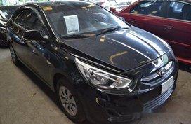 Sell Black 2017 Hyundai Accent in Makati