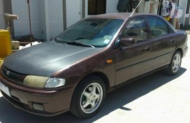 Mazda 323 1997 Manual Gasoline for sale in Rosario