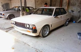 Selling 2nd Hand Mitsubishi Galant 1978 at 80000 km in Bacolod