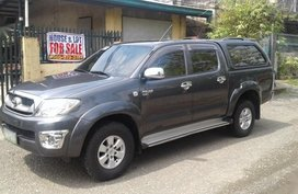 2nd Hand Toyota Hilux 2009 for sale in Cabanatuan