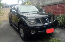 Selling 2nd Hand Nissan Frontier Navara 2013 in Iloilo City