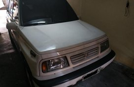 Selling Suzuki Vitara 1996 Manual Gasoline at 112000 km in Manila