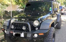 2nd Hand Jeep Wrangler 2016 at 19000 km for sale in Quezon City